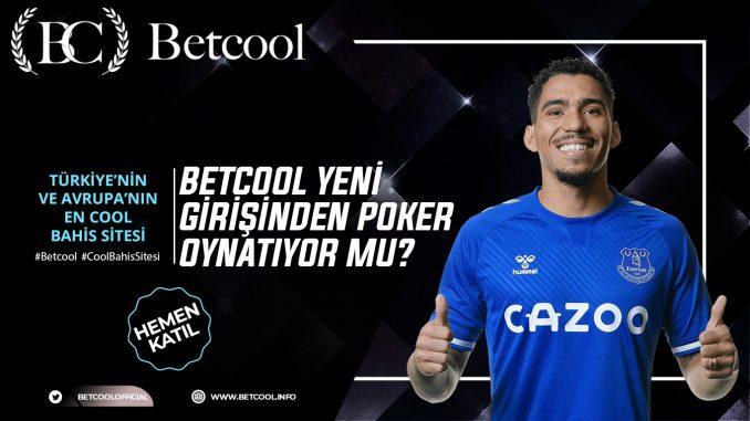 Betcool Yeni Girişinden Poker Oynatıyor mu