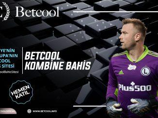 Betcool Kombine Bahis