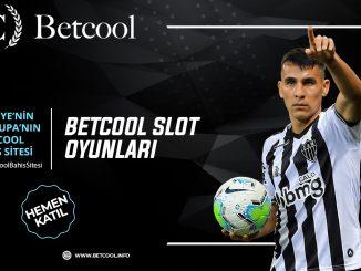 Betcool Slot Oyunları