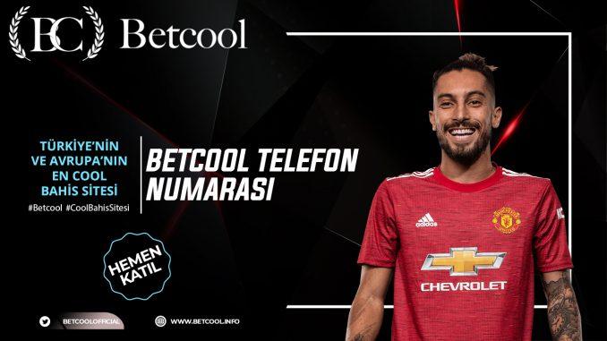 Betcool Telefon Numarası