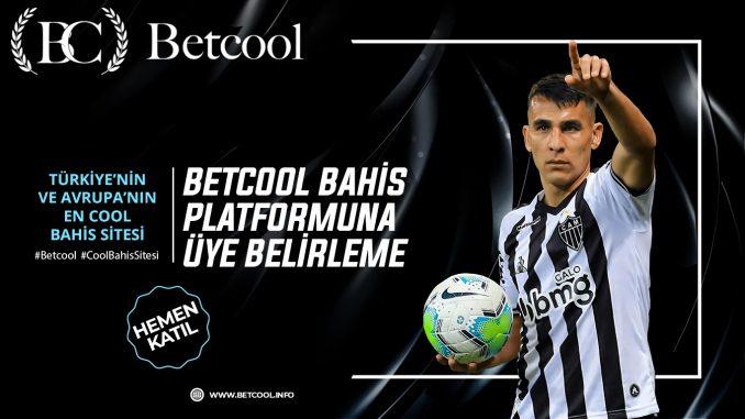 Betcool bahis platformuna üye belirleme