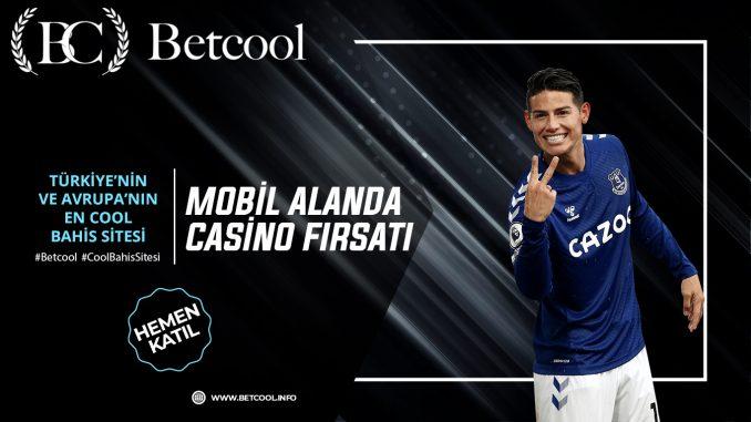 Mobil Alanda Casino Fırsatı
