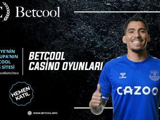 Betcool casino oyunları