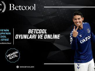 Betcool Oyunları ve Online